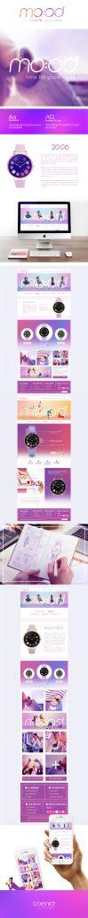 web design - design de marque